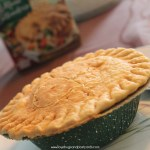Easy Dinner Idea with Marie Callender's Pot Pies + Apple Tart Recipe
