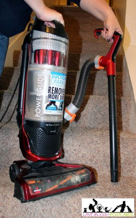 BISSELL® PowerGlide® Pet Vacuum With SuctionChannel Technology™