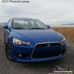 2015 Mitsubishi Lancer Review {Test Drive}