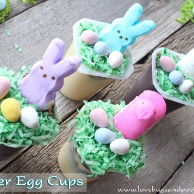 Easter Egg Cups Recipe