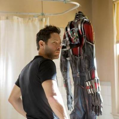 Marvel's ANT-MAN Trailer #AntMan