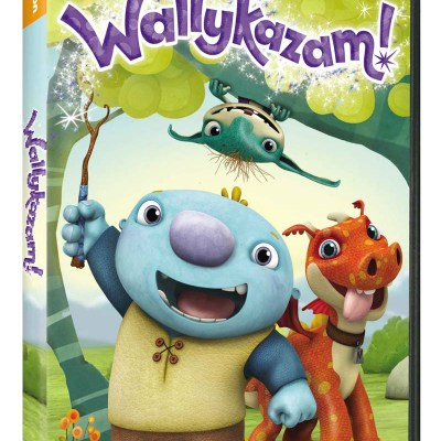 Nickelodeon's Let's Learn: S.T.E.M and Wallykazam! on DVD today!