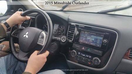 2015 Mitsubishi Outlander Review