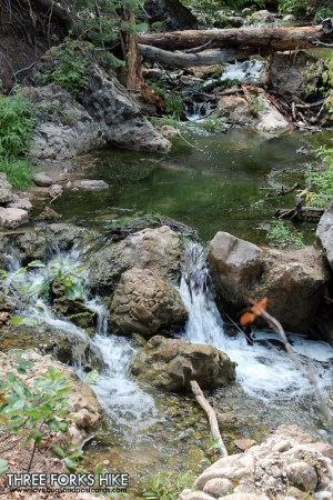 Three Forks Hike to Fifth Water Hot Springs