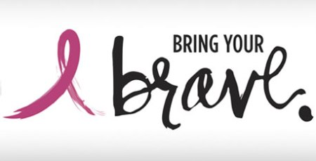 #BringYourBrave and get tested for Breast Cancer