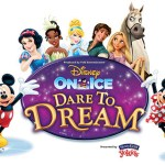 Disney On Ice presents Dare to Dream comes to Salt Lake City Nov. 12-15, 2015
