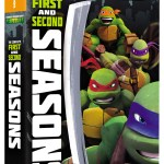 Teenage Mutant Ninja Turtles: The Complete First and Second Seasons on DVD today