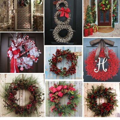 15 Christmas Wreath Ideas