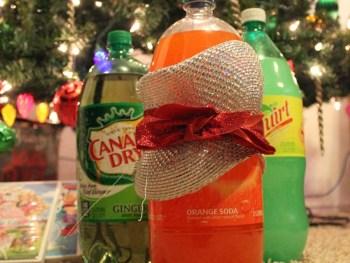 Easy Gift Idea - Soda and a Movie
