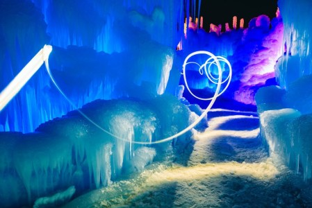 Frozen Ice Castles