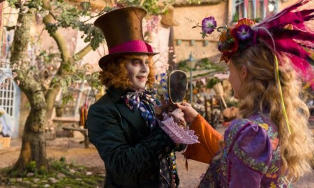 Disney's Alice Through the Looking Glass #DisneyAlice