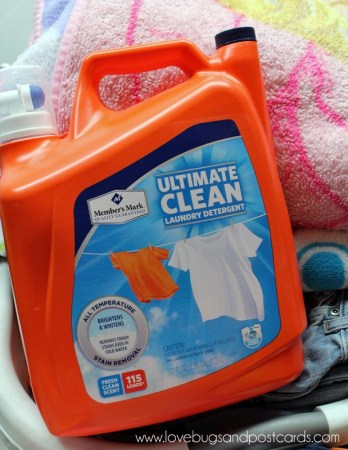Laundry Stain Removal Guide {Free Printable}