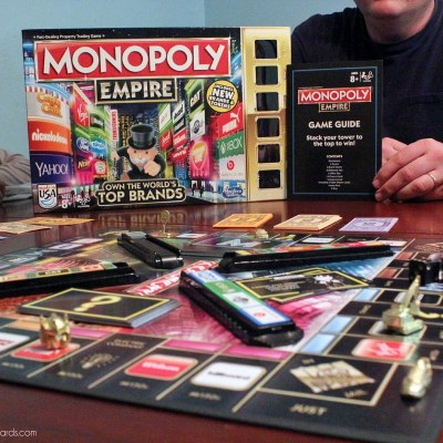 Family Game Night: Monopoly & Monopoly Empire by Hasbro