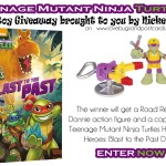 Teenage Mutant Ninja Turtles Half-Shell Heroes: Blast to the Past {Giveaway}