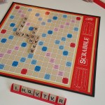 Family Game Night – National #Scrabble Day