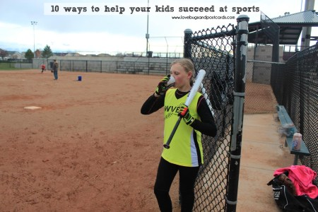 10 ways to help your kids succeed at sports