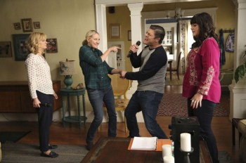 """Watch ABC's The Real O'Neals """"The Real Retreat"""" tonight at 8pm #ABCTVEvent #TheRealONeals"""