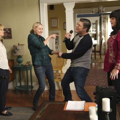 "Watch ABC's The Real O'Neals ""The Real Retreat"" tonight at 8pm #ABCTVEvent #TheRealONeals"