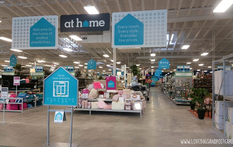 At Home Decor Superstore Now Open In Draper Utah