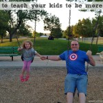 """5 ways to teach your kids to be more """"green"""""""