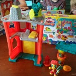 PLAY-DOH Town Playsets from Hasbro