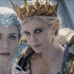 Get Queen Ravenna's Smokey Eyes and Gold Flakes  {The Huntsman: Winter's War}