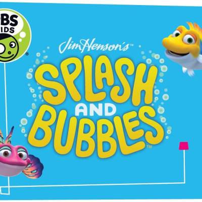 New animated series Splash and Bubbles on #PBSKids