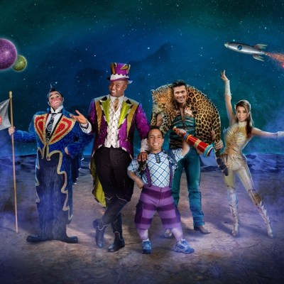 Enter to win 4 tickets to Ringling Bros and Barnum & Bailey Circus in SLC, Utah