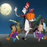 PBS KIDS' Halloween programming {The Cat in the Hat, Dinosaur Train, Nature Cat, Curious George and more}