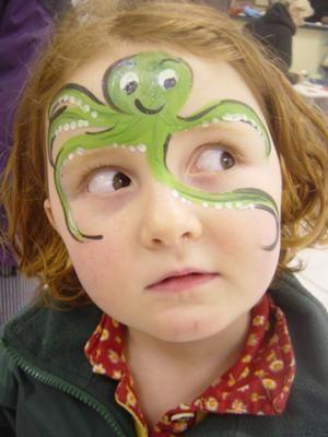 17 Creative Face Painting Ideas for Halloween and Birthdays