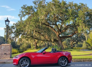 My adventure through South Carolina with Mazda #ExploreMazda #DrivingMatters