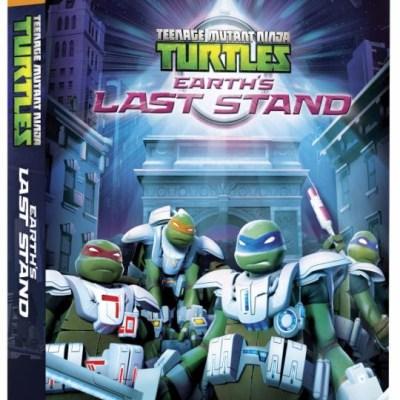Teenage Mutant Ninja Turtles: Earth's Last Stand + Blimp Toy Giveaway