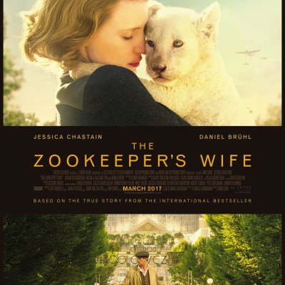 THE ZOOKEEPER'S WIFE in theaters March 31, 2017 #TheZookeepersWife
