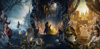 Disney's BEAUTY AND THE BEAST #BeOurGuest