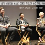 Season 6 of  Baby Daddy + Q&A with Chelsea Kane, Derek Theler and Tahj Mowry  #BabyDaddy