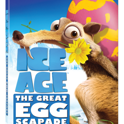 Ice Age The Great Egg-Scapade DVD + Giveaway