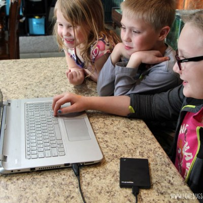 Preserving our family memories + 5 tips for digital picture storage