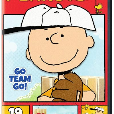 Peanuts by Schulz: Go Team Go! DVD