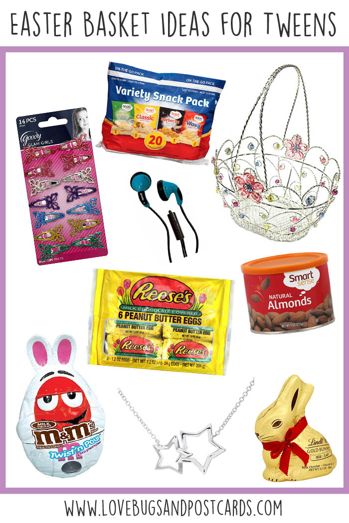 Easter basket ideas for tweens 100 kmart gift card giveaway easterbaskettweens1 negle Gallery