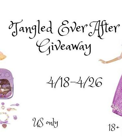 Tangled Ever After Giveaway