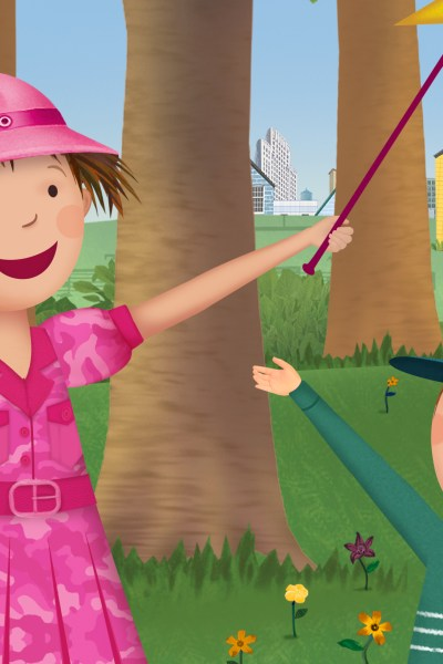 """New PBS Kids show """"Pinkalicious and Peterrific"""" coming Feb. 19, 2018"""