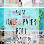 5 fun toilet paper roll crafts