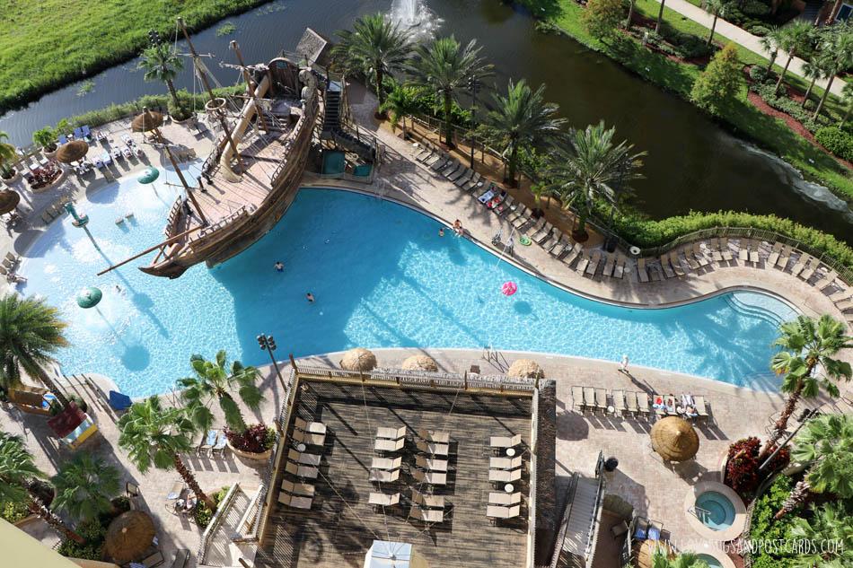 Lake Buena Vista Resort Village & Spa in Orlando, Florida