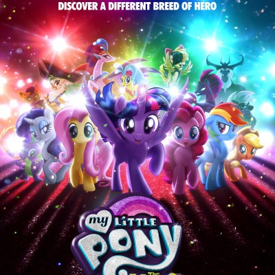 New trailer for  My Little Pony: The Movie + The Pony Creator #MyLittlePonyMovie