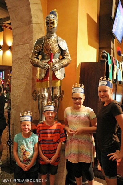 Medieval Times Dinner & Tournament in Orlando, Florida
