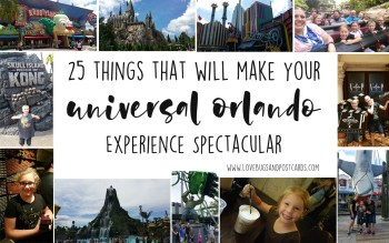 25 things that will make your Universal Orlando Experience Spectacular