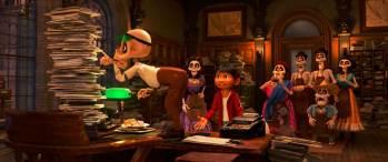 New Disney•Pixar's COCO Trailer #OlafsFrozenAdventure #PixarCoco