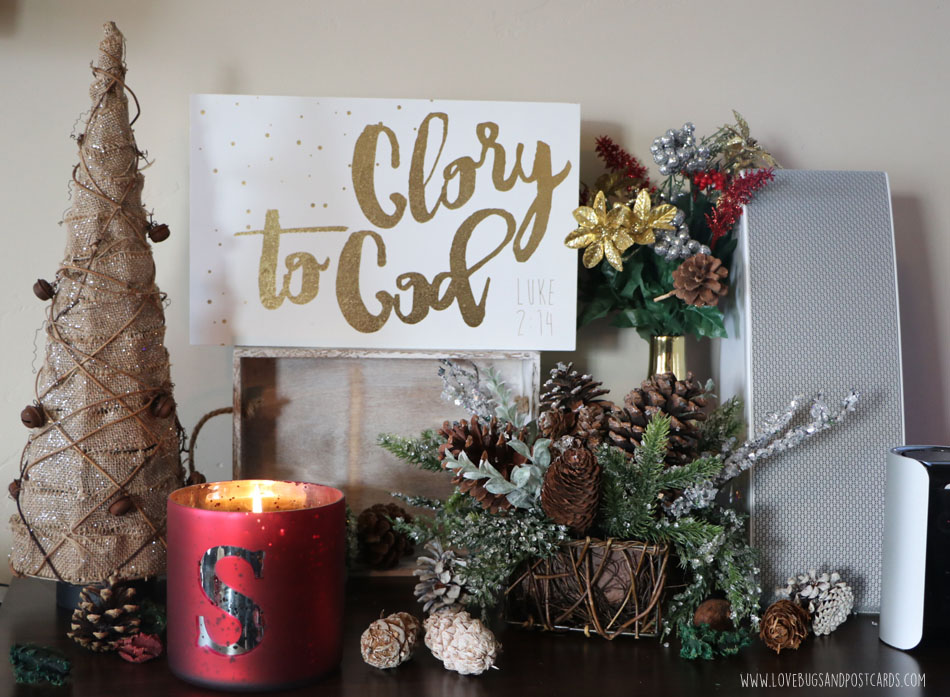 Simple and Elegant Christmas Decor Ideas