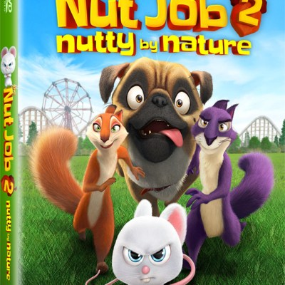 The Nut Job 2: Nutty by Nature Giveaway