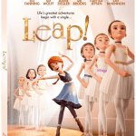LEAP! movie now available on Blu-Ray, DVD and Digital